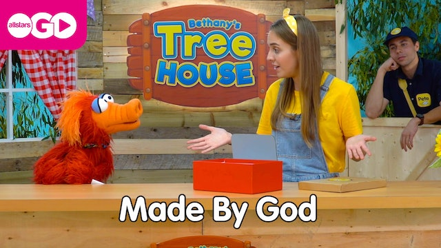 Bethany's Tree House | Episode 1 | Made By God