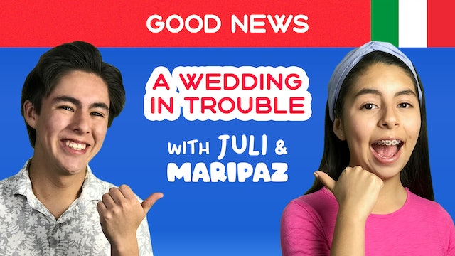 2 | A Wedding In Trouble