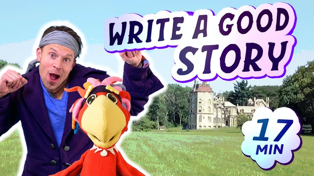 Cap'n Ben | Write a Good Story