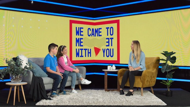 CAN YOU BELIEVE IT?!   LIVE Big Message Episode 3.2   We Came To Meet With You
