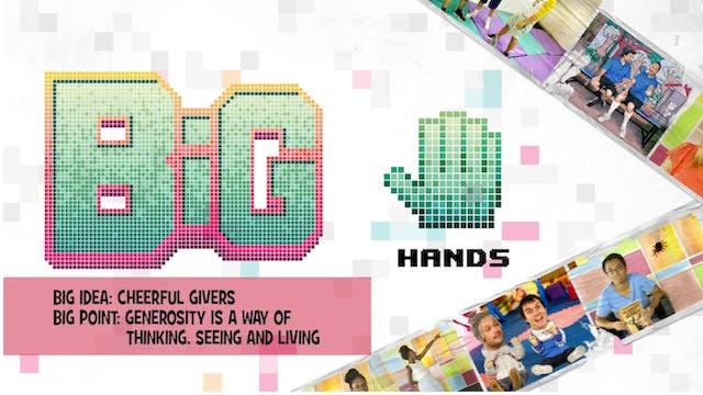 HEAD HEART HANDS | Big Message Episod...