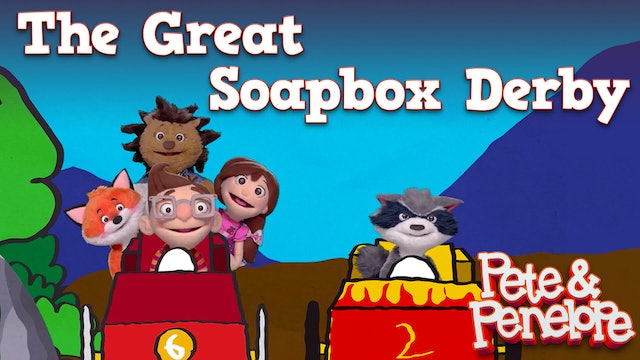 The Great Soapbox Derby