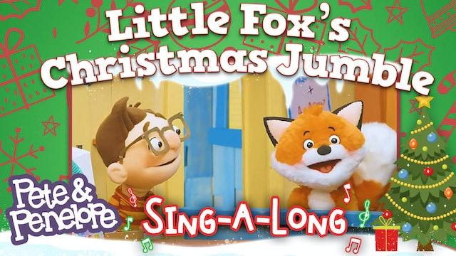 Little Fox's Christmas Song Jumble