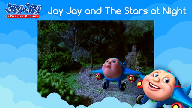 Jay Jay and The Stars at Night