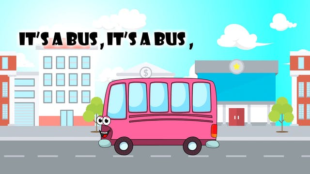 Transportation Vehicles Song