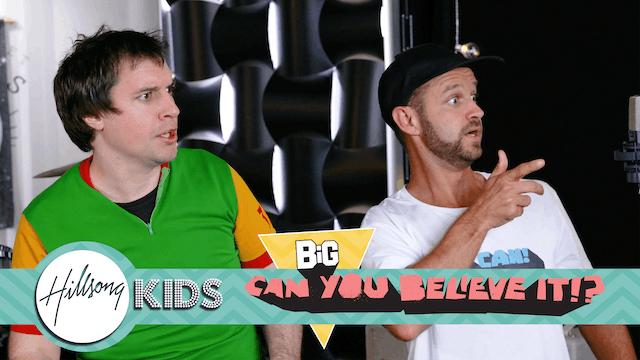 CAN YOU BELIEVE IT?!  | Big Message Episode 2.1 | My Best Friend