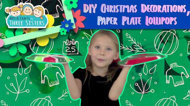 DIY Christmas Decorations   Paper Pla...