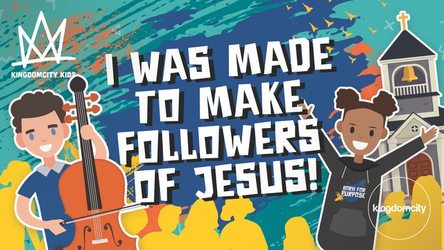 Episode 4: I Was Made to Make Followers of Jesus | Charles Finney