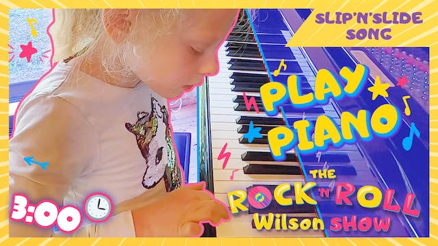 Learn to Play Slip'n'Slide - Piano