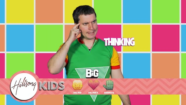 HEAD HEART HANDS | Big Message Toddle...
