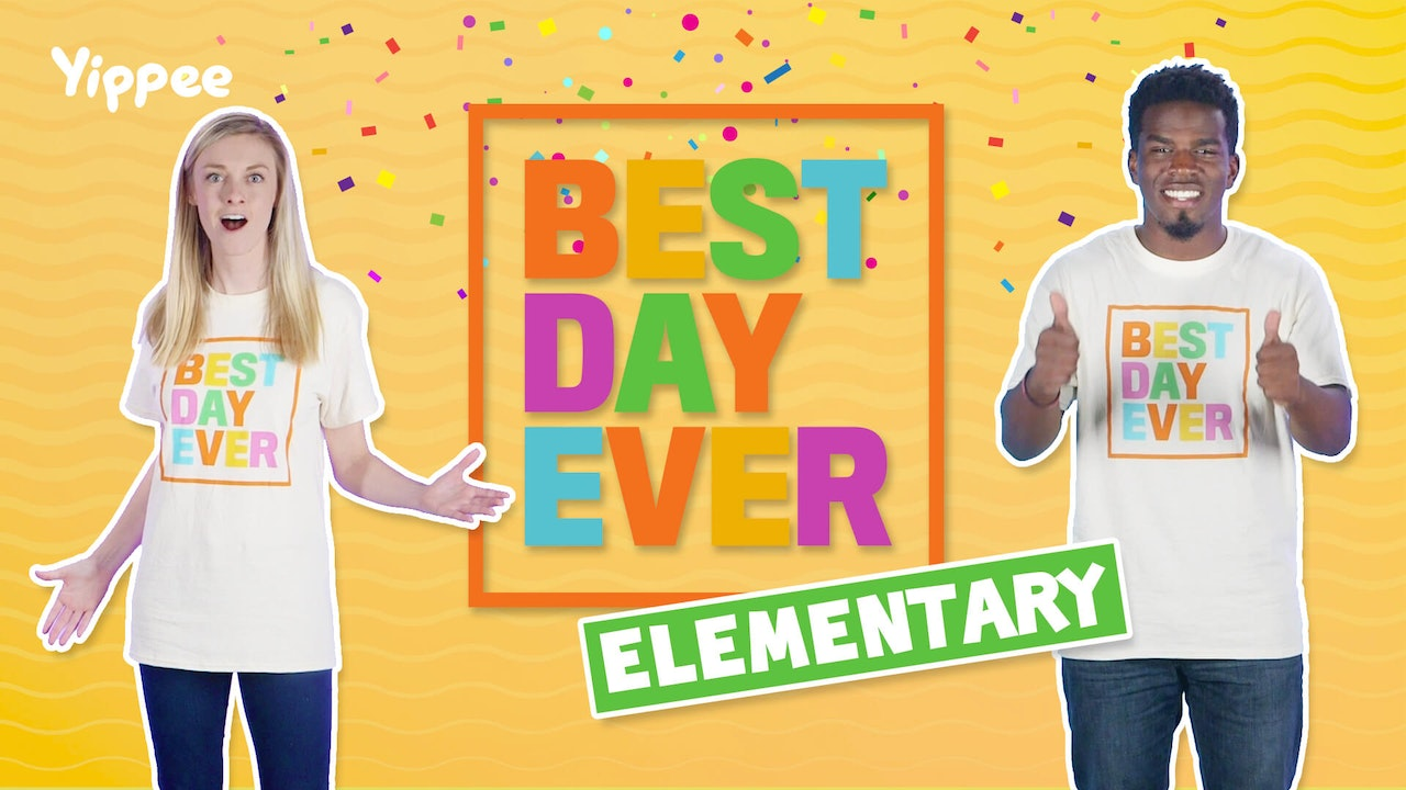 KidSpring Presents: Best Day Ever [Elementary Edition]