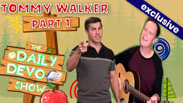 #119 - Tommy Walker (Part 1)