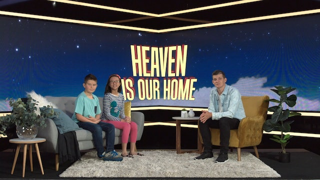 CAN YOU BELIEVE IT?!   LIVE Big Message Episode 3.3   Heaven Is My Home