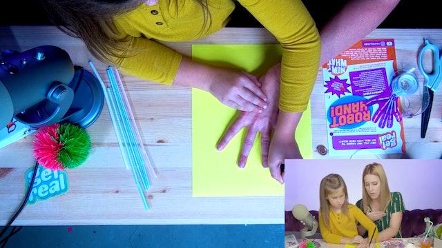 How To Make: Robot Hand