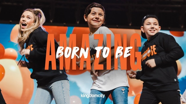 Born To Be Amazing (Music Video)