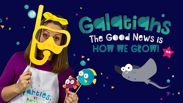 Galatians Part 3 - The Good News Is H...