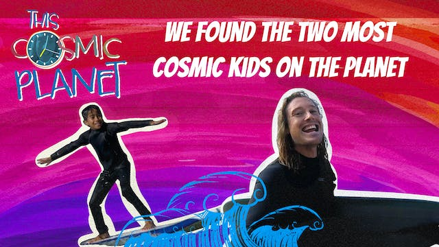 We Found The Two Most Cosmic Kids On ...