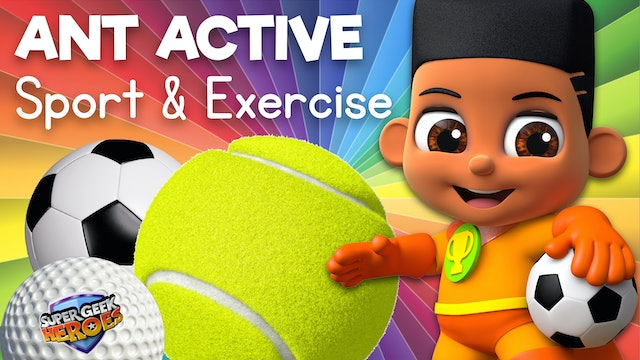 Learn about Sports and Exercise with Ant Active