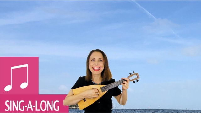 Songs for Kids to sing in concerts Siyahamba by Alina Celeste - Folk Song