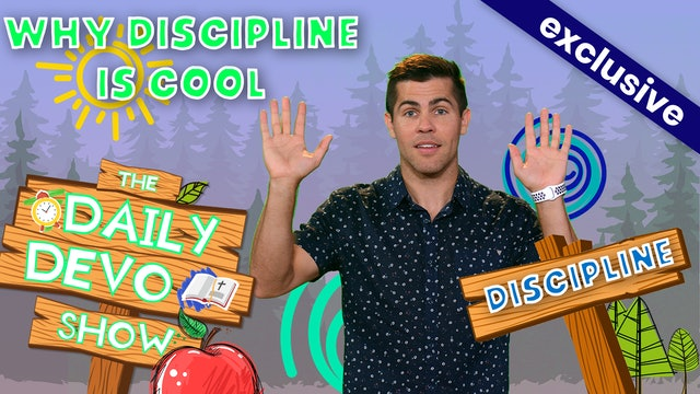 #196 - Why Discipline Is Cool