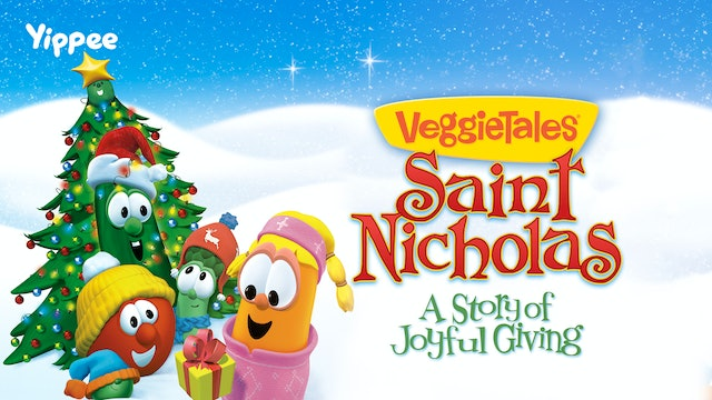 Saint Nicholas - A Story of Joyful Giving!