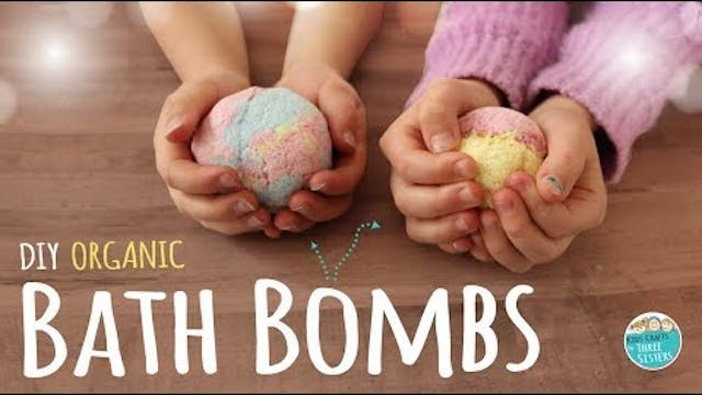 How to Make DIY Bath Bombs  |  Easy R...