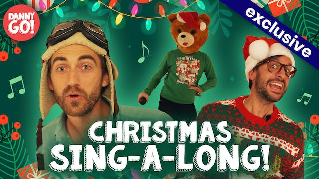 A Christmas Sing-a-long with Danny Go!