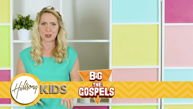 THE GOSPELS | Big Message Toddler Episode 1.3 | Been There Done That