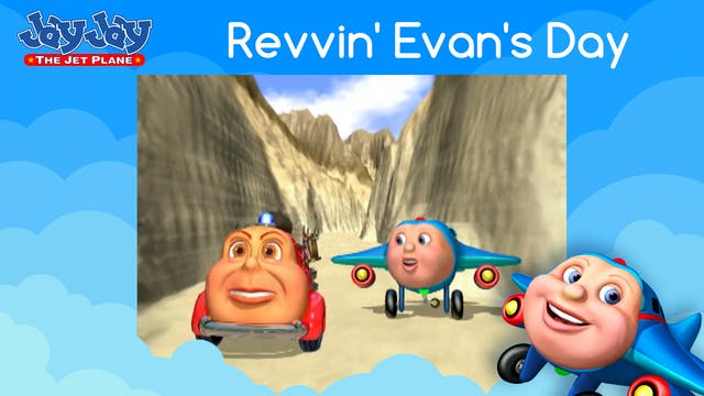 Revvin' Evan's Day