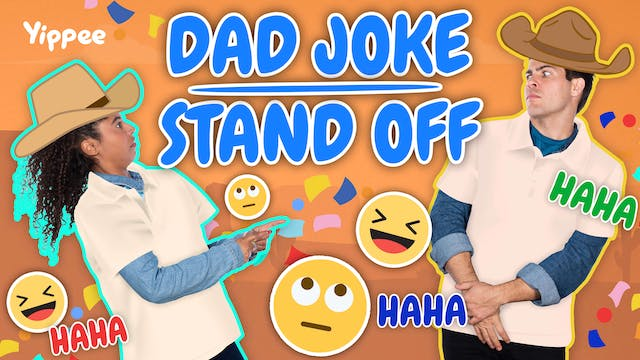BEST DAD JOKES EVER CHALLENGE!