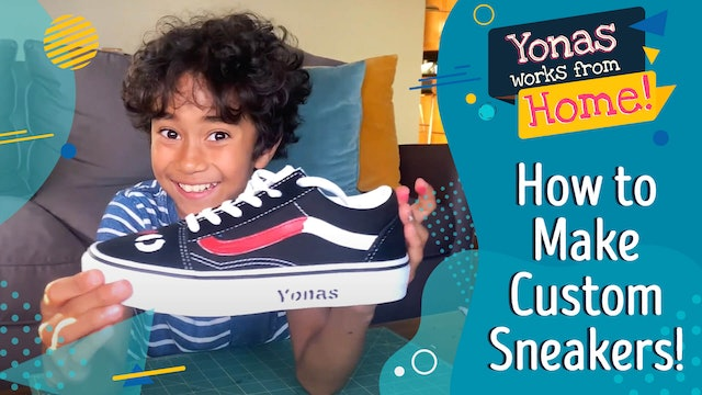 How to Make Custom Sneakers