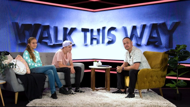 THE GOSPELS   LIVE Big Message Episode 1.2   Walk This Way