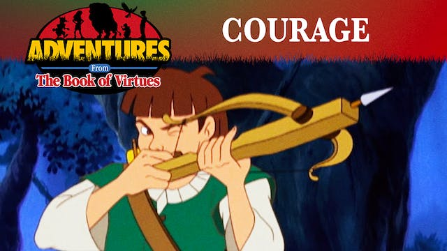 Courage - The Minotaur / The Brave Mi...