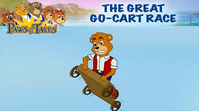 The Great Go-Cart Race