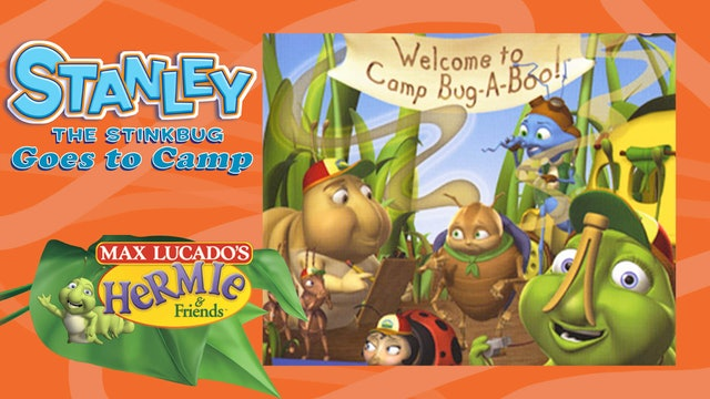 Stanley, The Stinkbug Goes to Camp
