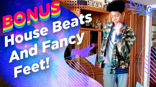 Rahja Fuller: House Beats and Fancy Feet