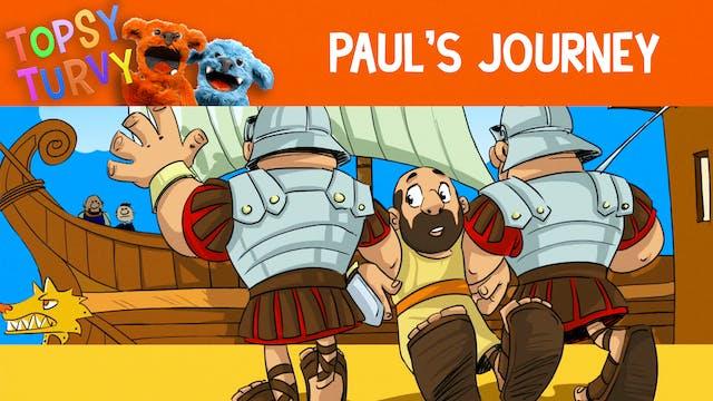 Paul's Journey
