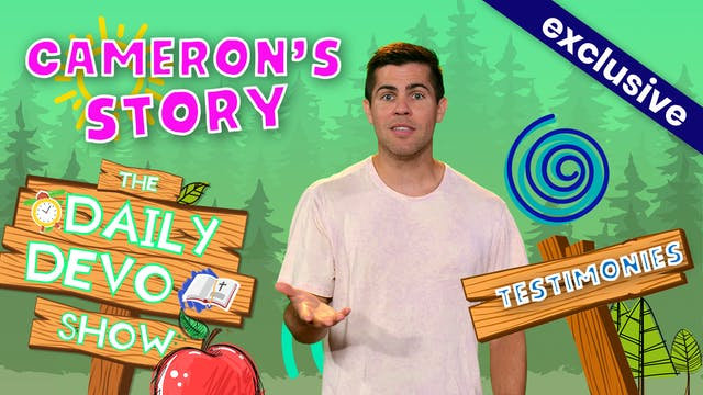 #172 - Cameron's Story