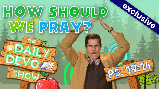 #15 Prayer - How Should We Pray?