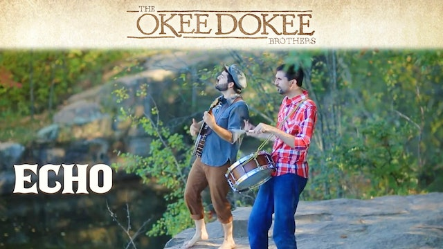 Echo - The Okee Dokee Brothers