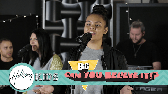 CAN YOU BELIEVE IT?!  | Big Message Episode 2.2 | What A Beautiful Name