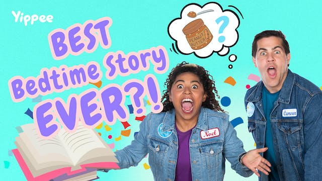 Silly Storytime with Ariana