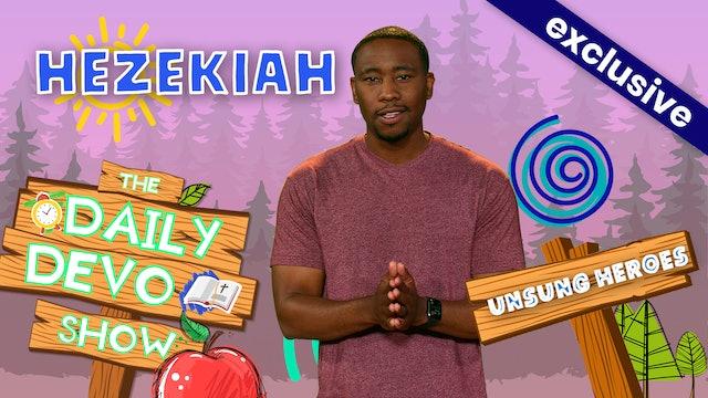 #182 - Hezekiah