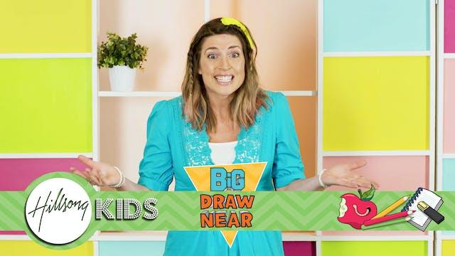 DRAW NEAR | Big Message Preschool Epi...