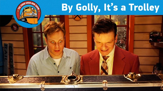 By Golly, It's a Trolley