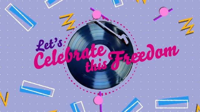 Celebrate (Lyric Video)