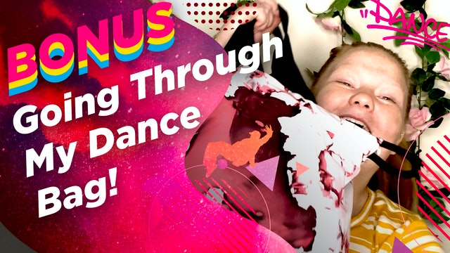 Amanda LaCount: Going Through My Dance Bag!