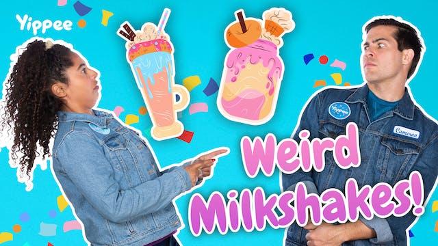 Milkshake Showdown!