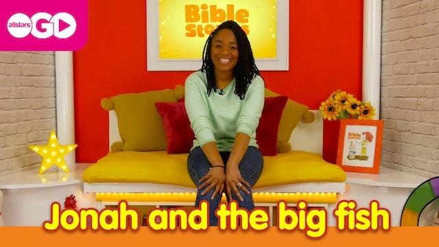 Bible Stories | Jonah And The Big Fish