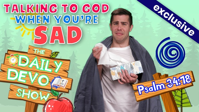#94 - Talking To God When You're Sad